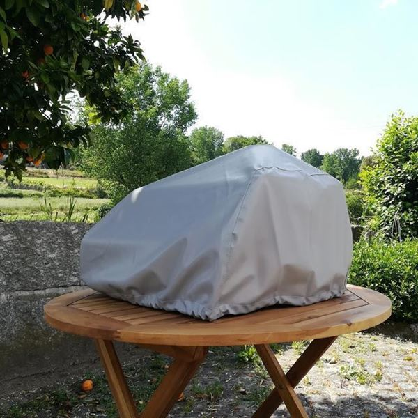 Fiesta pizza oven cover
