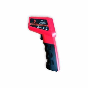 Termómetro infrarrojo digital hasta 550ºC