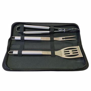 Accessoires barbecue Kit 3 Pcs